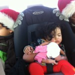 And the party's over. Christmas is exhausting!