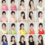 2013 Korean beauty pageant contestants. Are they real or surgically improved?