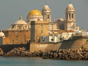 Cadîz. El esposo's birthplace.