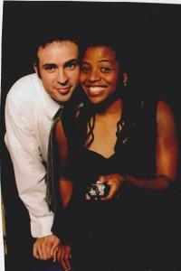 El esposo & I, way back in the day.