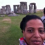Look mom; I went to England and found these cool rocks! #SummerMemories