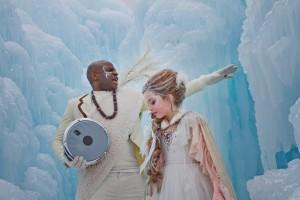 Alex Boye and Lexi Walker get Frozen, with an African twist.