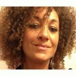 Rachel Dolezal, she's not really Black, but she feels like she is in her head.